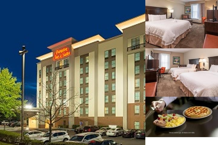 Hampton Inn & Suites by Hilton Arrowood photo collage