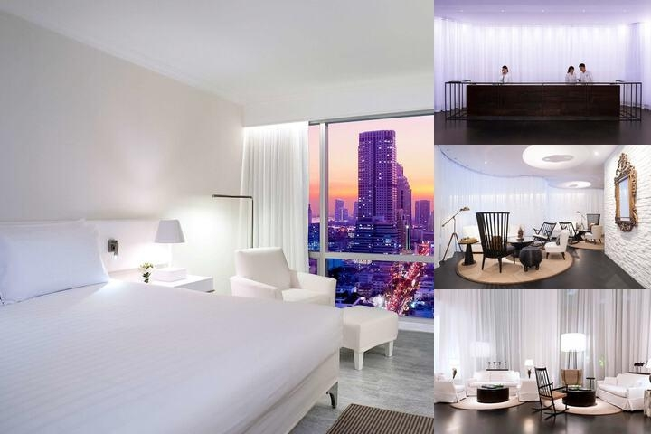 Pullman Bangkok Hotel G photo collage