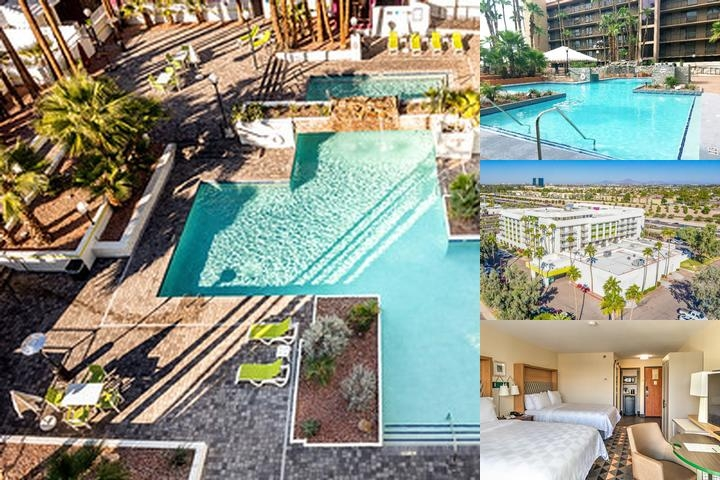 Holiday Inn Hotel & Suites Phoenix Mesa / Chandler photo collage