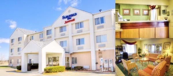 Fairfield Inn by Marriott Gurnee photo collage