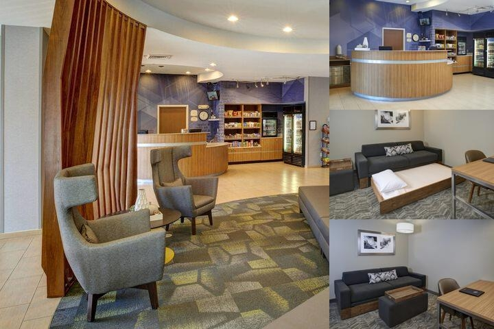 Springhill Suites Brentwood photo collage