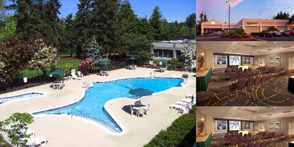 Holiday Inn Issaquah Seattle photo collage