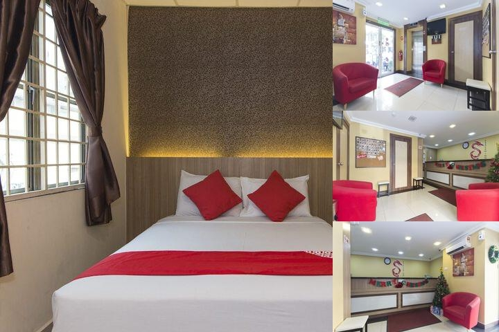 Dragon Inn Premium Hotel photo collage