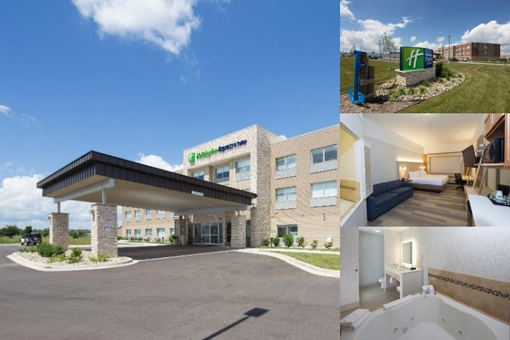 Holiday Inn Express & Suites Monroe photo collage