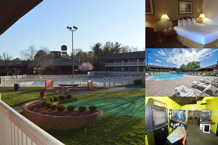 Best Western Kings Quarters photo collage