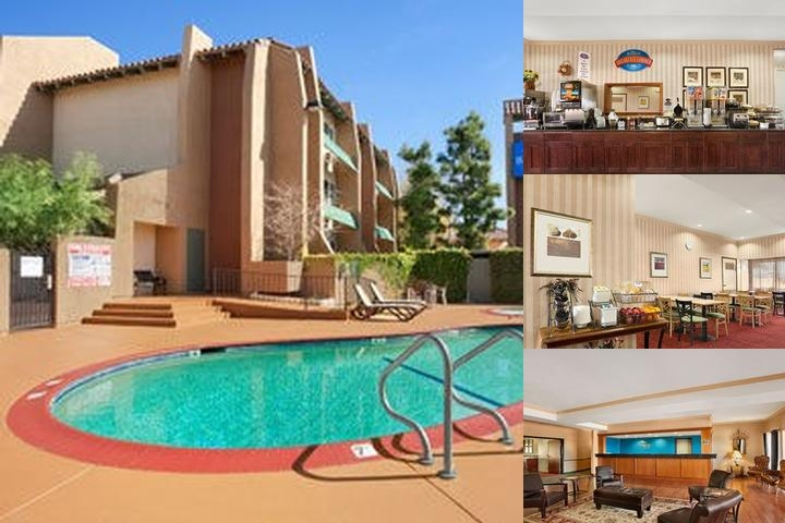 Camarillo Executive Inn & Suites photo collage
