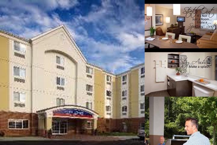 Candlewood Suites Park Central photo collage