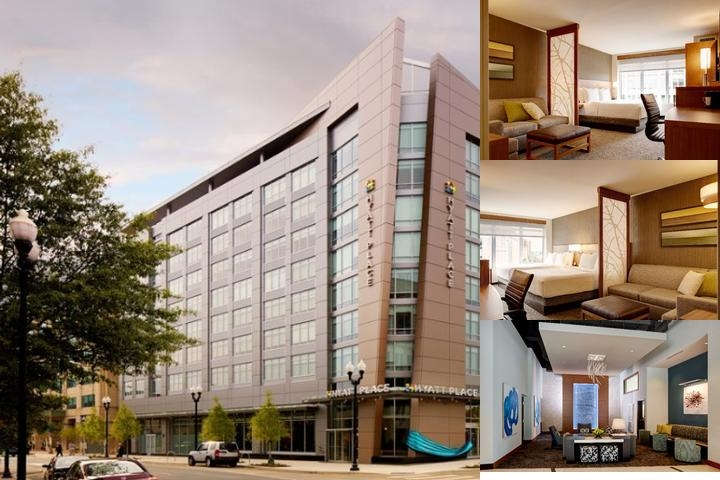 Hyatt Place Arlington / Courthouse Plaza photo collage