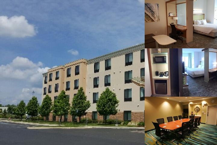 Springhill Suites Detroit Auburn Hills photo collage