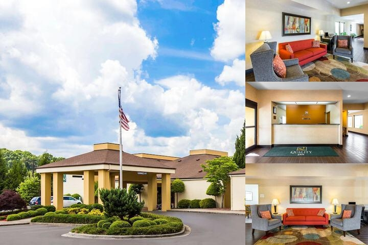 Quality Inn West of Asheville photo collage