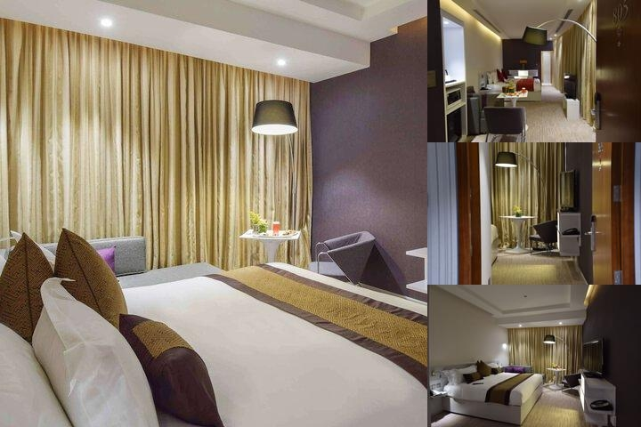 Novotel Suites Riyadh Dyar photo collage