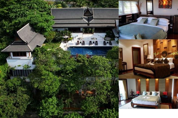 Villa Surin photo collage