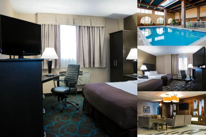 Holiday Inn Niagara Falls New York photo collage