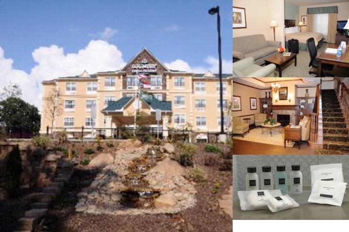 Country Inn & Suites Ashville West Biltmore photo collage