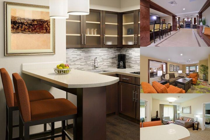Staybridge Suites Tomball photo collage