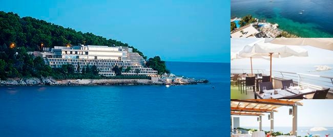 Dubrovnik Palace photo collage