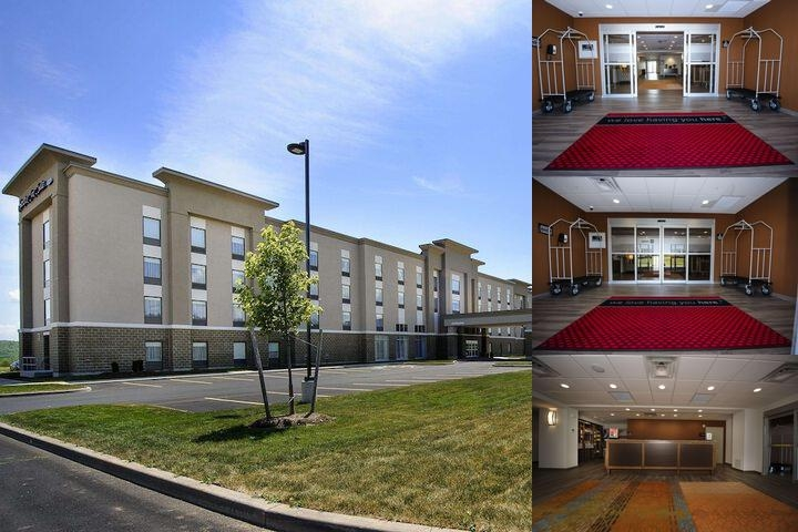 Hampton Inn & Suites by Hilton Truro photo collage