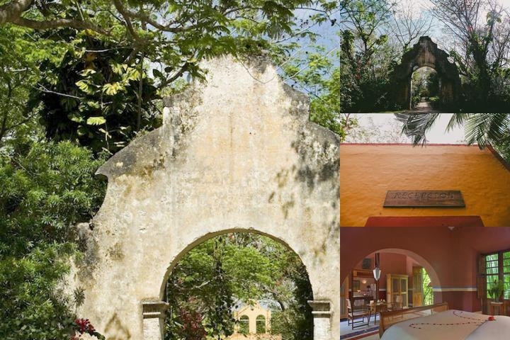 Hacienda San Jose a Luxury Collection Hotel San Jo photo collage
