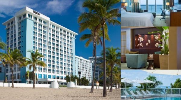 Westin Fort Lauderdale Beach Resort photo collage