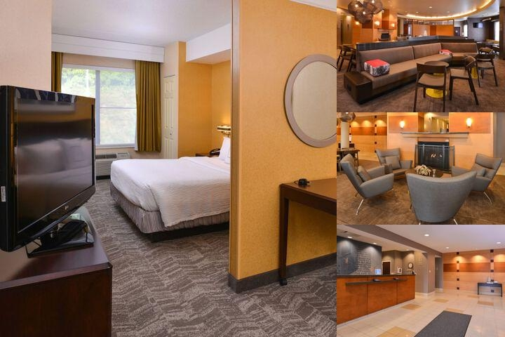 Springhill Suites Pittsburgh Mills photo collage