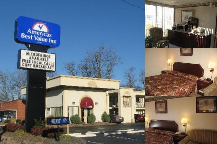 American Best Value Inn photo collage