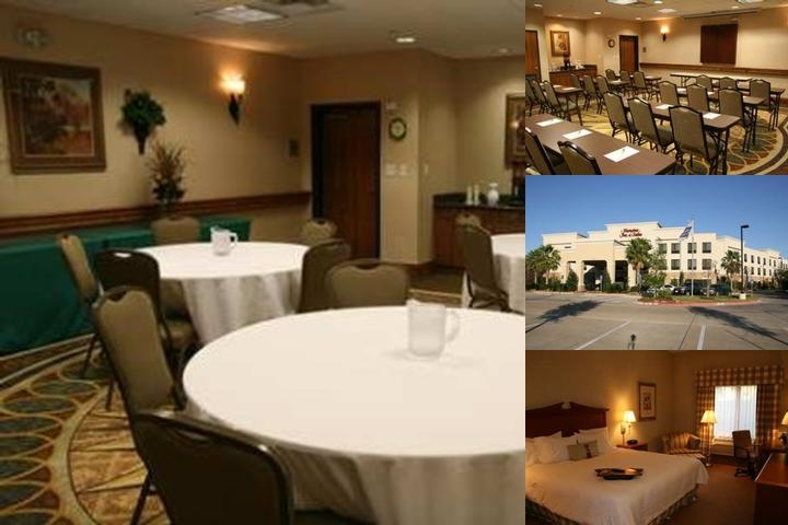 Hampton Inn & Suites College Station photo collage