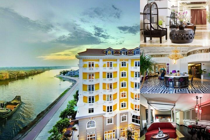 Hotel Royal Hoi An Mgallery by Sofitel photo collage