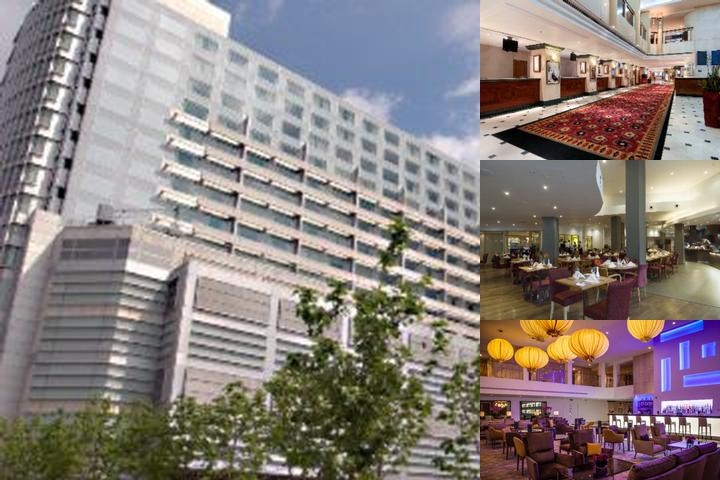 Hilton London Metropole photo collage