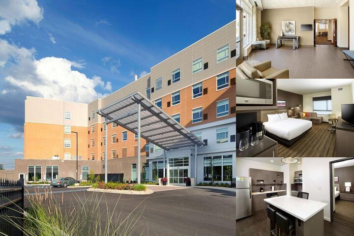 Hyatt House Pittsburgh / Bloomfield / Shadyside photo collage