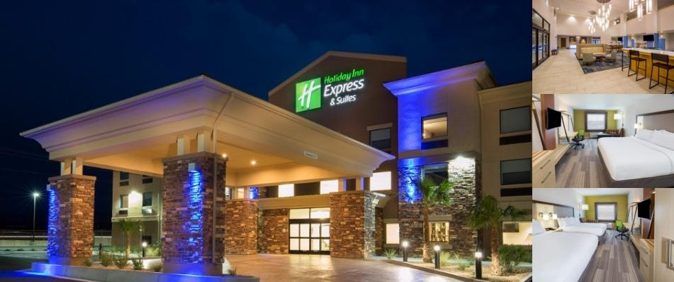 Holiday Inn Express & Suites Pahrump photo collage