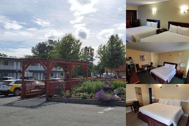 Comox Valley Inn & Suites photo collage