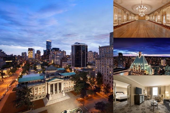 Hotel fairmont vancouver 2018 world 39 s best hotels for Metropolitan exteriors inc reviews
