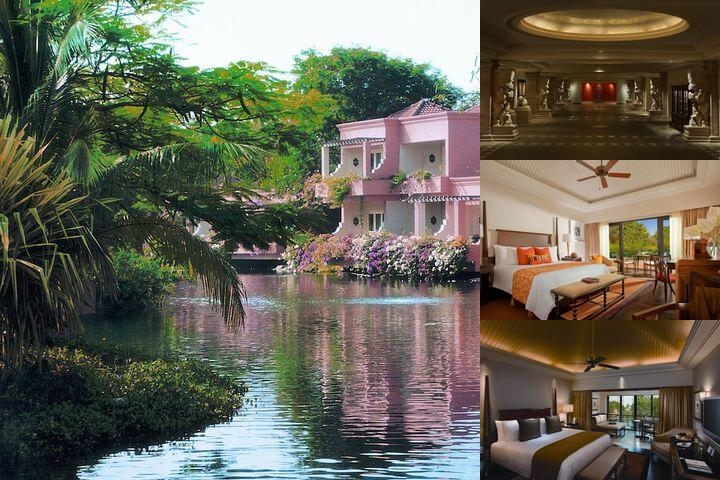 The Leela Goa photo collage