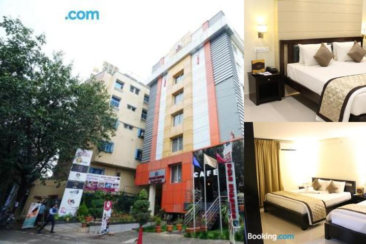 Hotel Raj Vista Suites & Convention photo collage
