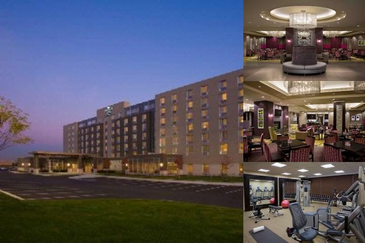 Homewood Suites by Hilton Toronto Vaughan photo collage