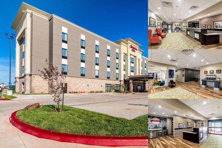 Hampton Inn by Hilton Oklahoma City Northeast photo collage