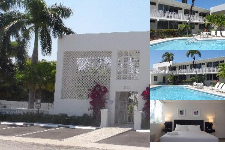 Beach Gardens Hotel photo collage