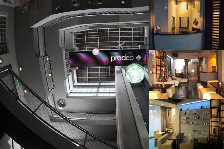 Prodeo Hotel + Lounge photo collage
