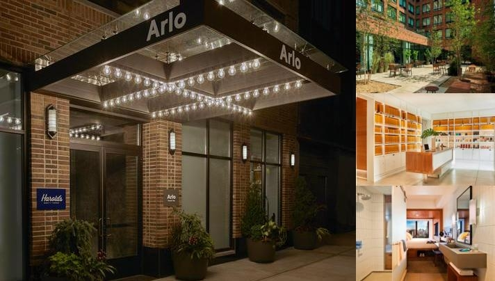 Arlo Soho photo collage