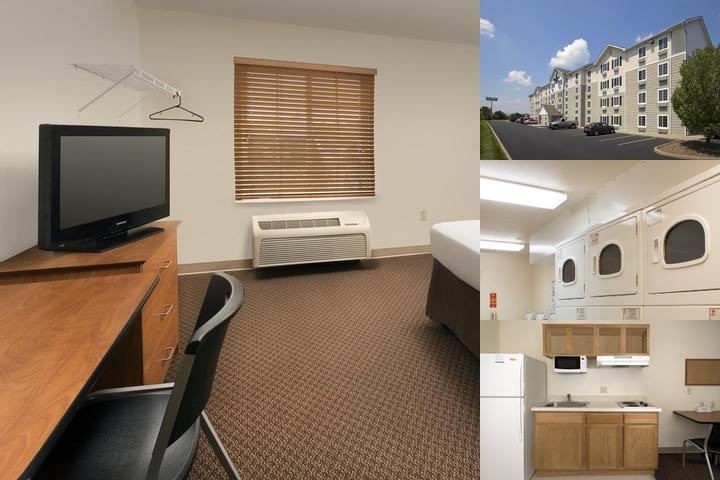 Woodspring Suites Greenville Simpsonville photo collage