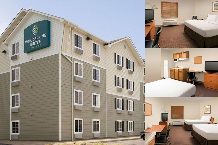Woodspring Suites Johnson City photo collage