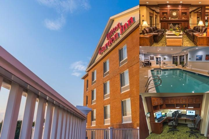 Hilton Garden Inn Bangor photo collage
