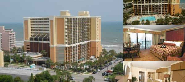 The Caravelle Resort Myrtle Beach Sc 6900 North Ocean 29572