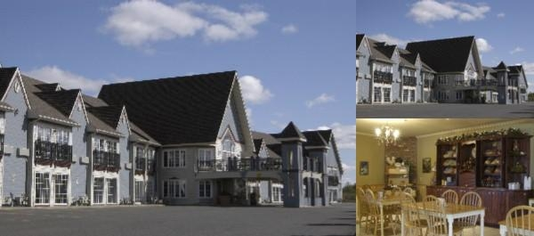 Days Inn Edmundston photo collage