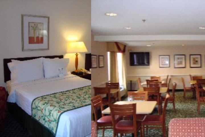 Fairfield Inn Macon West photo collage