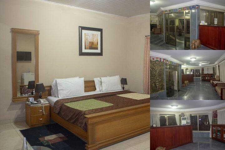 Eastgate Hotel photo collage