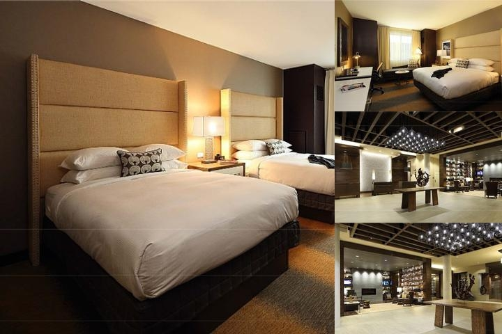 Doubletree by Hilton Reading photo collage