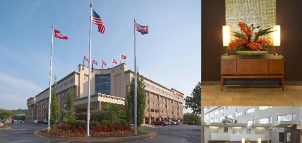 Crowne Plaza photo collage