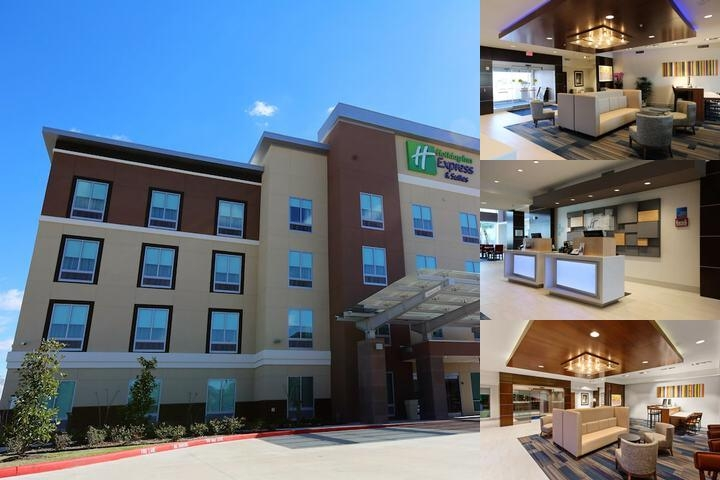Holiday Inn Express & Suites Hwy 290 Cypress photo collage