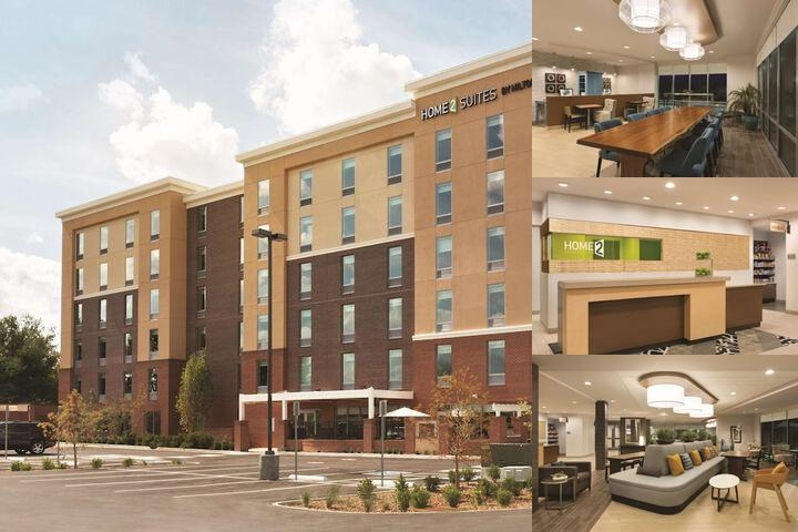 Home2 Suites by Hilton Nashville Franklin Cool Springs photo collage